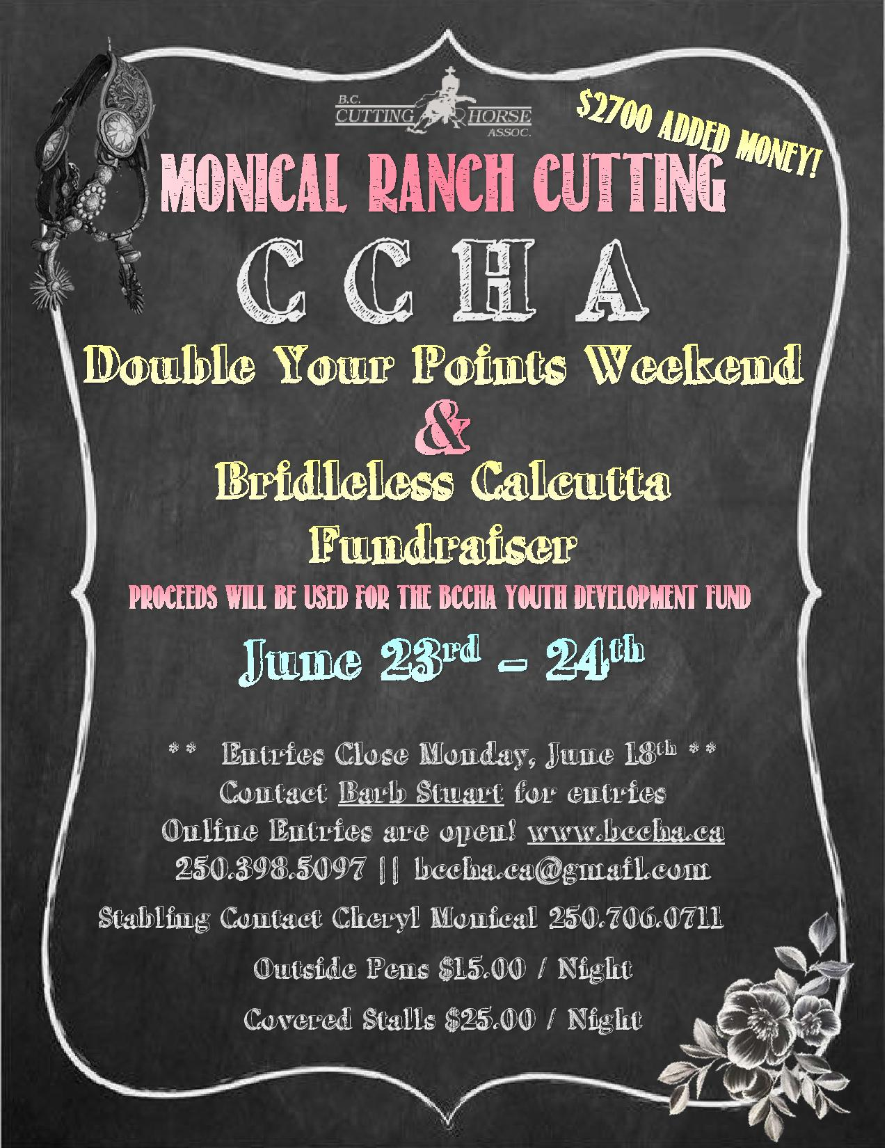 Monical Cutting June 23rd & 24th
