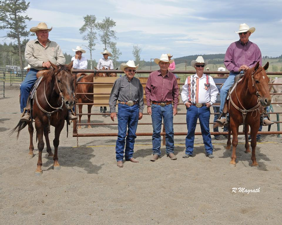 BC Cutting Horse Association