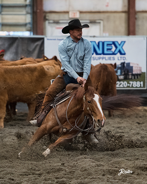 Two Rivers Cutting Show Quesnel