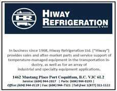 hi way refridgeration